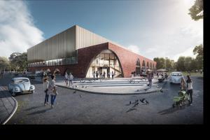 Nijmegen Sporthal Plus