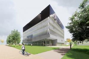 Nieuwbouw SRON - Leiden