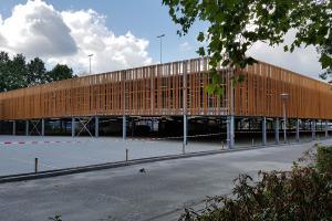 Parkeergarage Rachelsmolen - Eindhoven