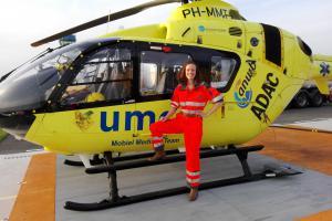 Helikopters voor traumacentra