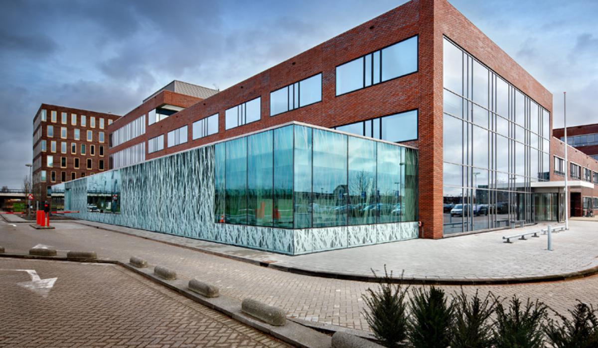 Spaarne Gasthuis - Hoofddorp/Spaarne Ziekenhuis, oncologische poli (Wiegerinck) 2.jpg