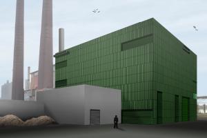 Bio-energiecentrale Strijp - Eindhoven