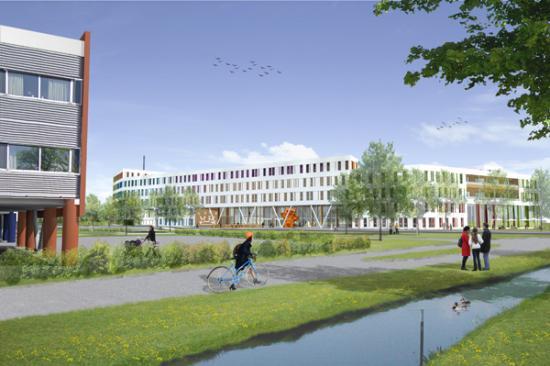 Prinses Máxima Centrum voor Kinderoncologie, Utrecht 1.jpg