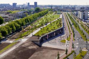 Vierhavensstrip - Rotterdam