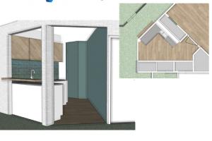 De Regenboog, Houten/Keuken ontwerp.png