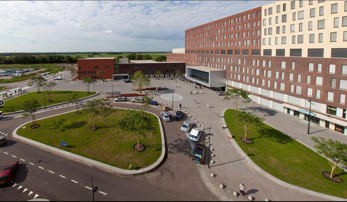 Jeroen Bosch Ziekenhuis - Den Bosch/Jeroen Bosch Ziekenhuis Den Bosch (EGM Architecten) 2.JPG