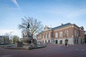 Faculteitsgebouw RUG/CF - Leeuwarden