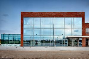 Spaarne Gasthuis - Hoofddorp/Spaarne Ziekenhuis, oncologische poli (Wiegerinck).jpg