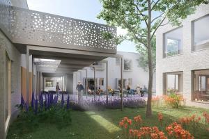Herontwikkeling woonzorgcentrum Marijke Hiem - Heerenveen