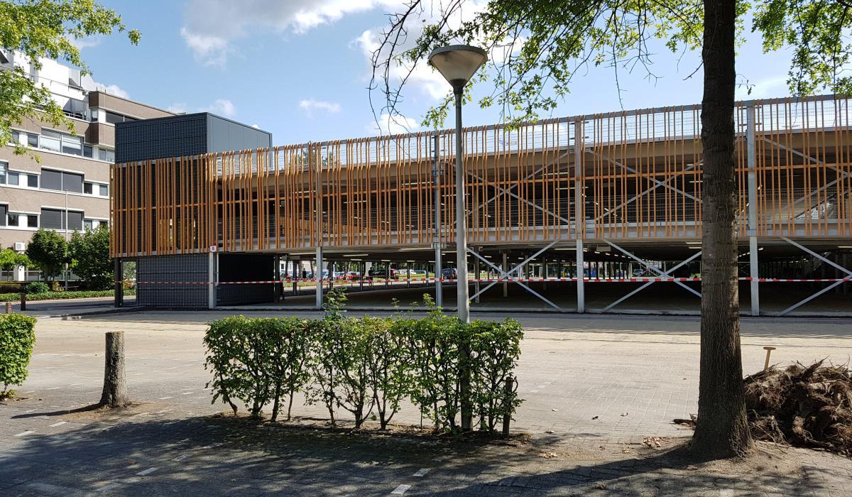 Parkeergarage Rachelsmolen/Nieuwe parkeergarage Fontys Rachelsmolen Eindhoven (7).jpg