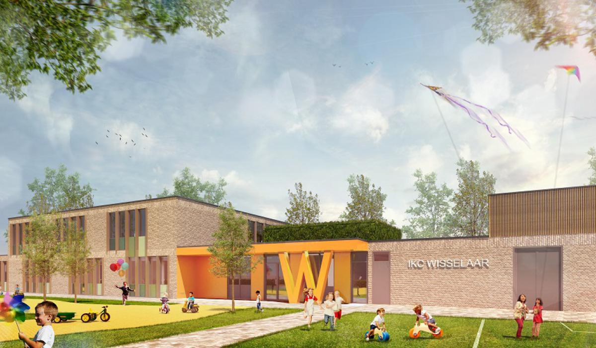 IKC de Wisselaar - Breda/IKC de Wisselaar Breda - Rienks Architecten klein 1.jpg