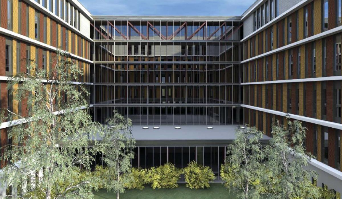 Reinier de Graaf Gasthuis/Reinier de Graag Gasthuis - EGM Architecten.jpg