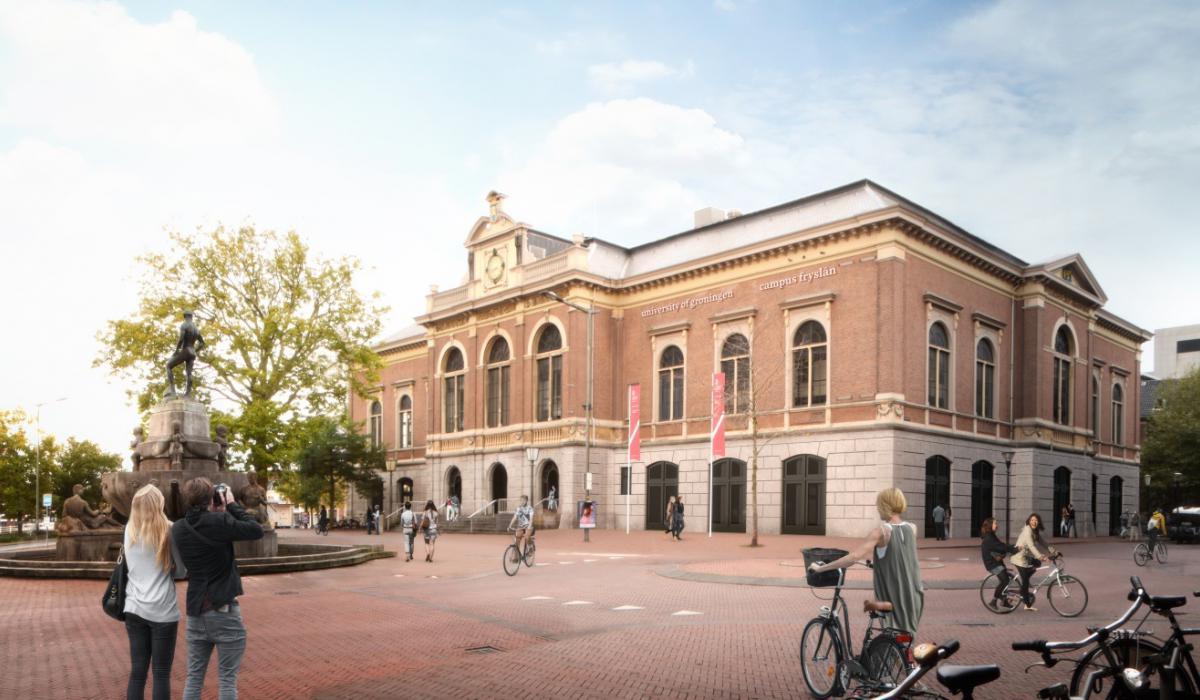 Transformatie Spuiboulevard 100 Dordrecht/Transformatie De Beurs Leeuwarden/Faculteitsgebouw RUG-CF te Leeuwarden.jpg