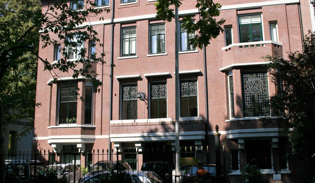 Zweedse kerk - Rotterdam/Zweedse kerk - Rotterdam (beeld ZRi) 1.jpg
